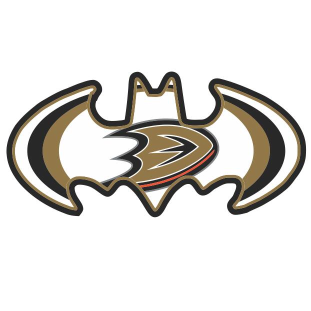 NHL Batman iron ons