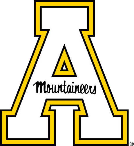 Appalachian State Mountaineers iron ons