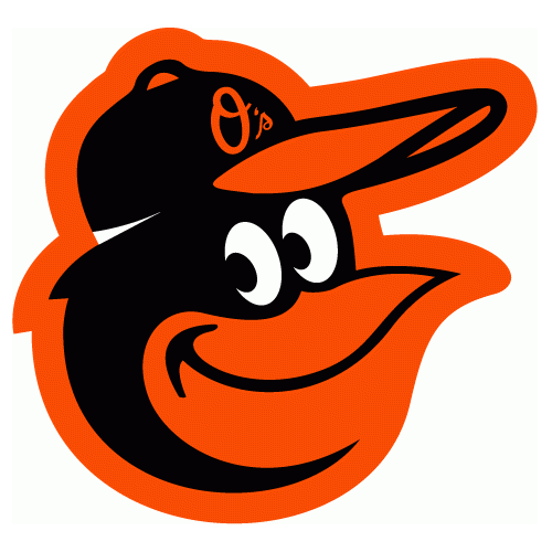 Baltimore Orioles iron ons