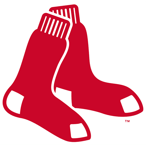 Boston Red Sox iron ons