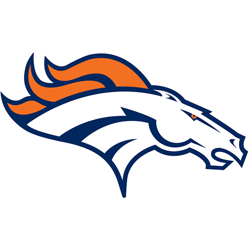 Denver Broncos iron ons
