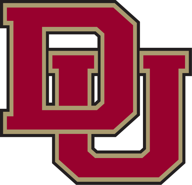 Denver Pioneers iron ons