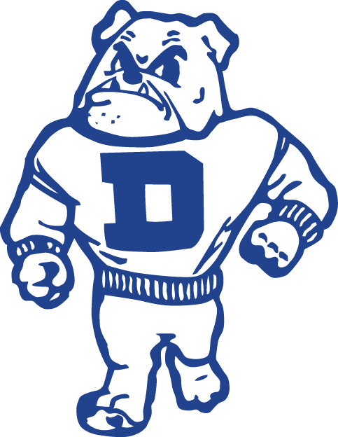 Drake Bulldogs iron ons