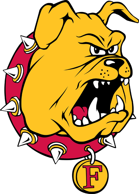 Ferris State Bulldogs iron ons