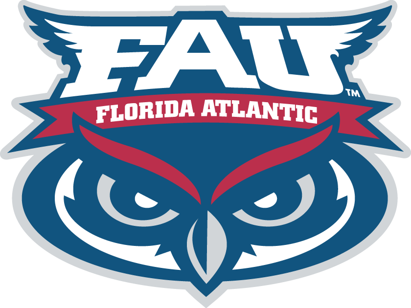 Florida Atlantic Owls iron ons