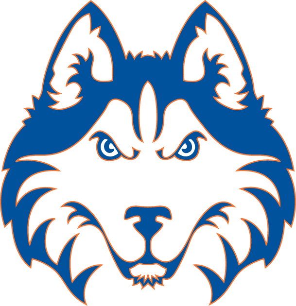 Houston Baptist Huskies iron ons