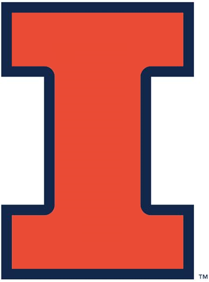 Illinois Fighting Illini iron ons