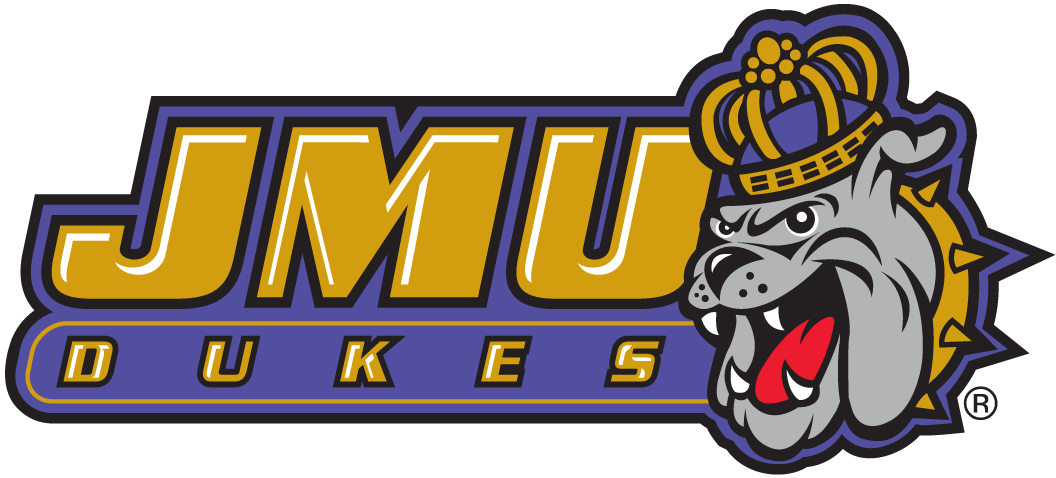 James Madison Dukes iron ons