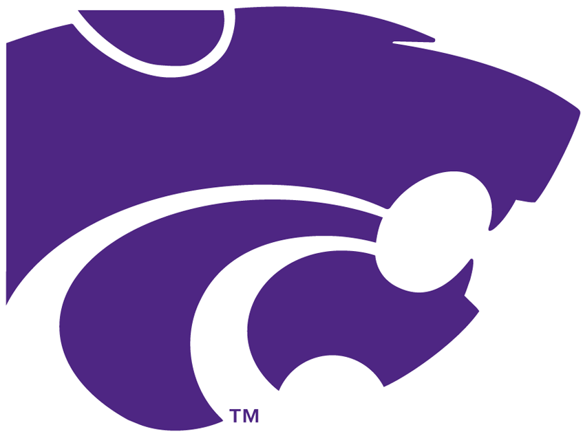 Kansas State Wildcats iron ons