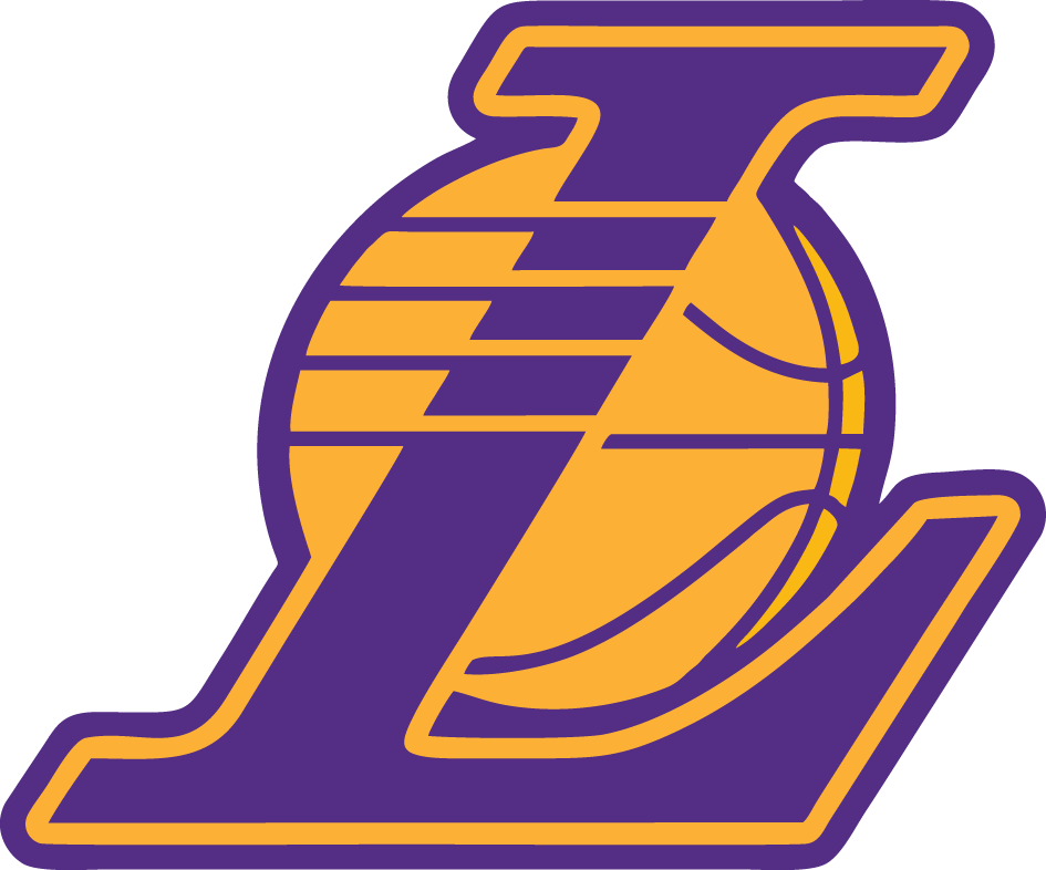 Los Angeles Lakers 2001-Pres Alternate Logo iron on transfers for clothing