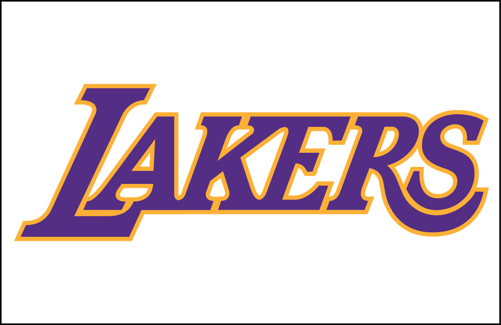 Los Angeles Lakers 2001-Pres Jersey Logo iron on transfers for clothing version 2