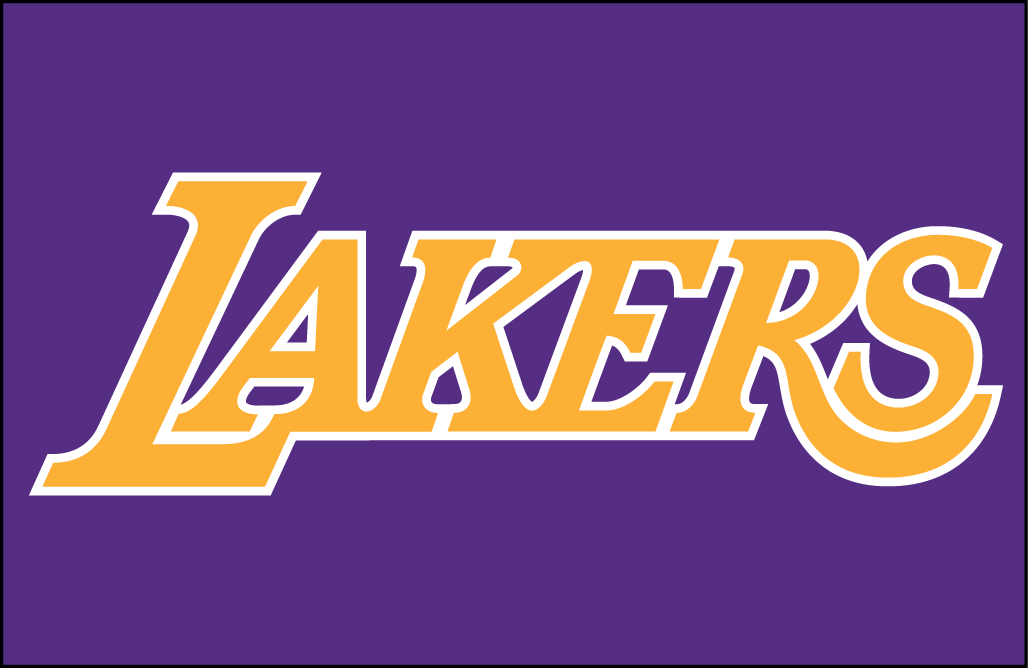 Los Angeles Lakers 2001-Pres Jersey Logo iron on transfers for clothing