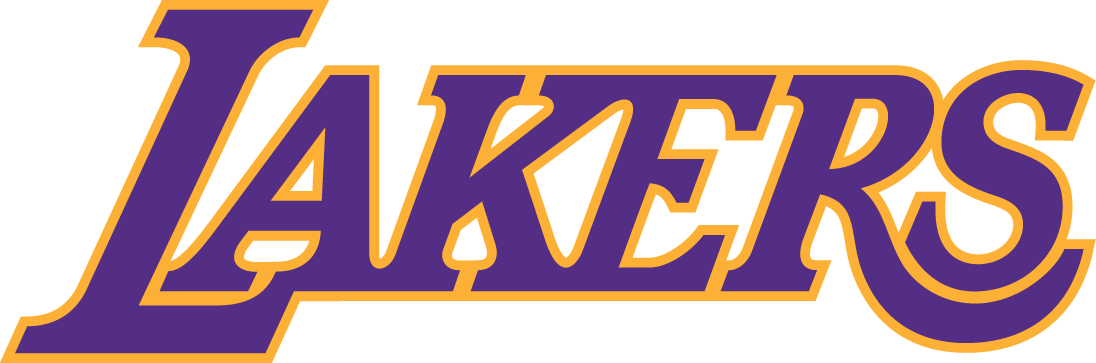 Los Angeles Lakers 2001-Pres Wordmark Logo iron on transfers for clothing