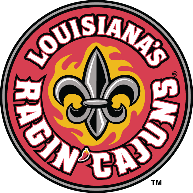 Louisiana Ragin Cajuns iron ons