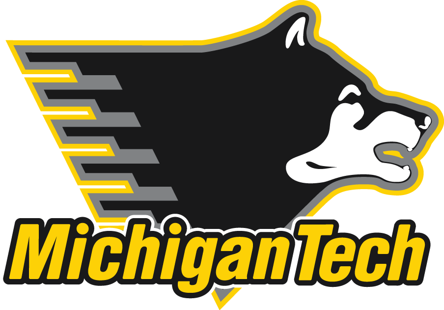 Michigan Tech Huskies iron ons