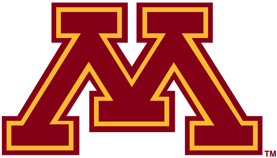Minnesota Golden Gophers iron ons