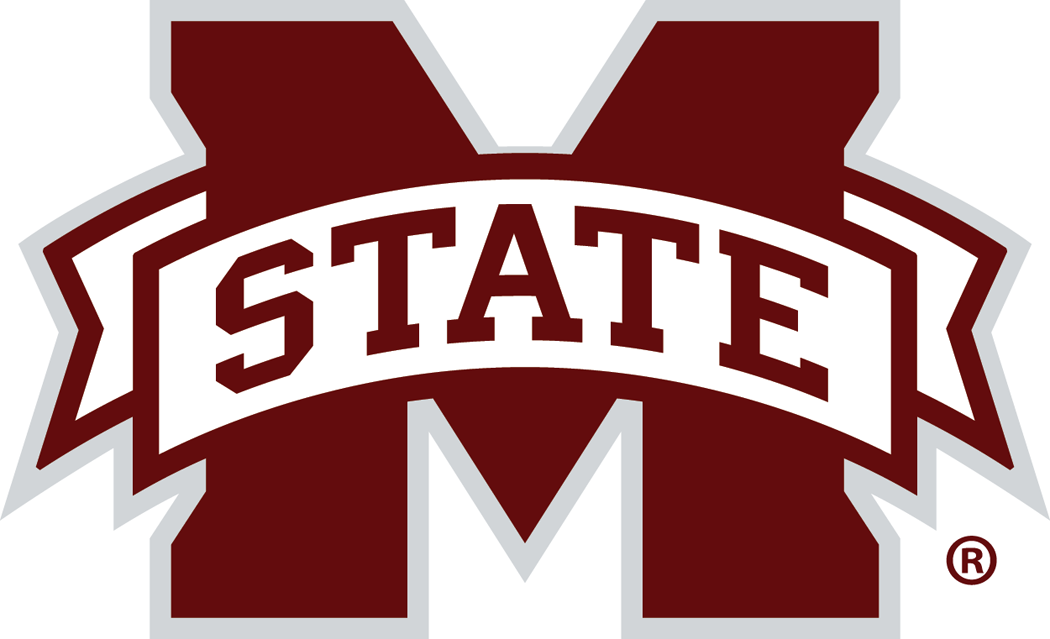 Mississippi State Bulldogs iron ons