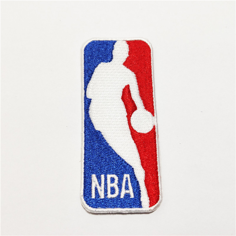 NBA Iron-on Patch Velcro Patch