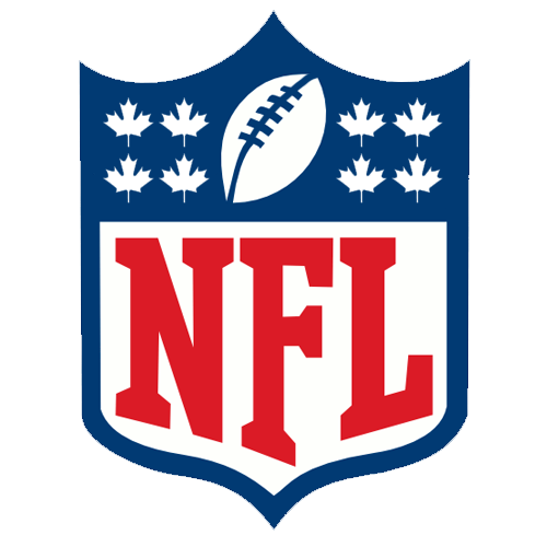 NFL Canadian iron ons