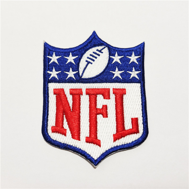 NFL Iron-on Patch Velcro Patch