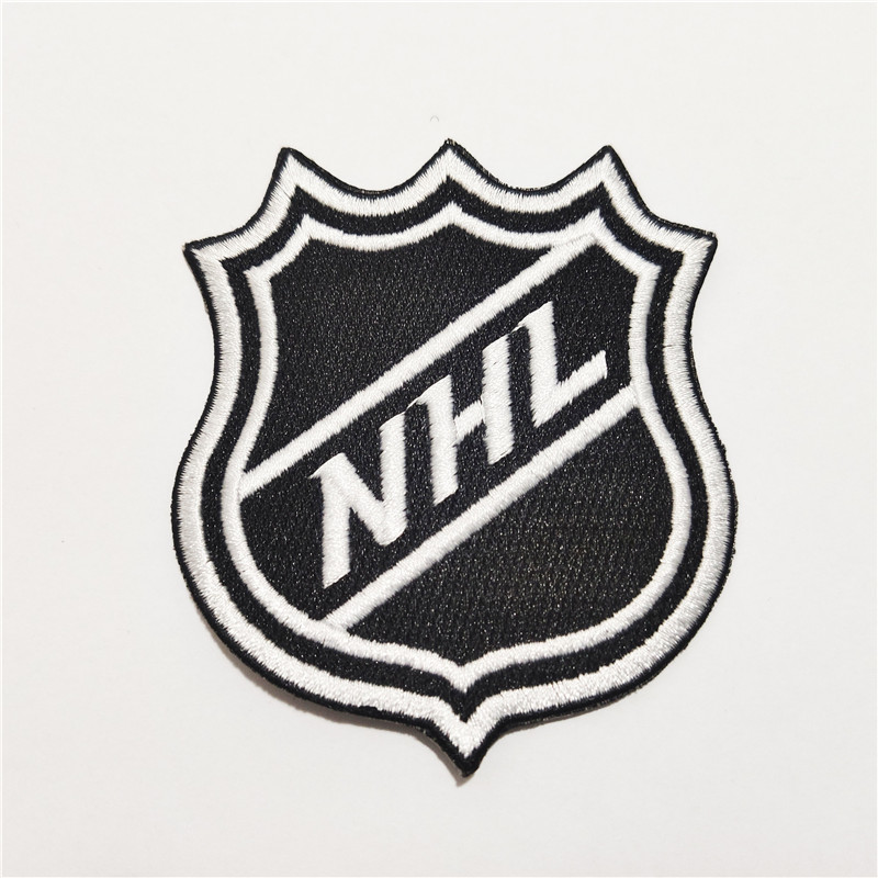 NHL Iron-on Patch Velcro Patch