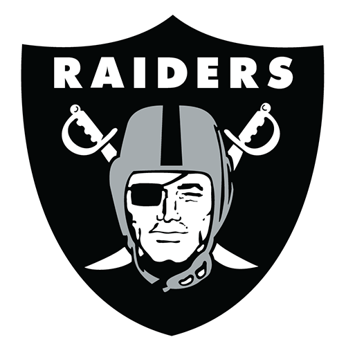Oakland Raiders iron ons