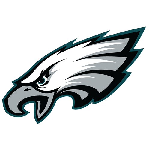 Philadelphia Eagles iron ons