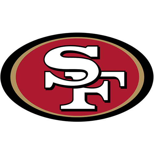 San Francisco 49ers iron ons