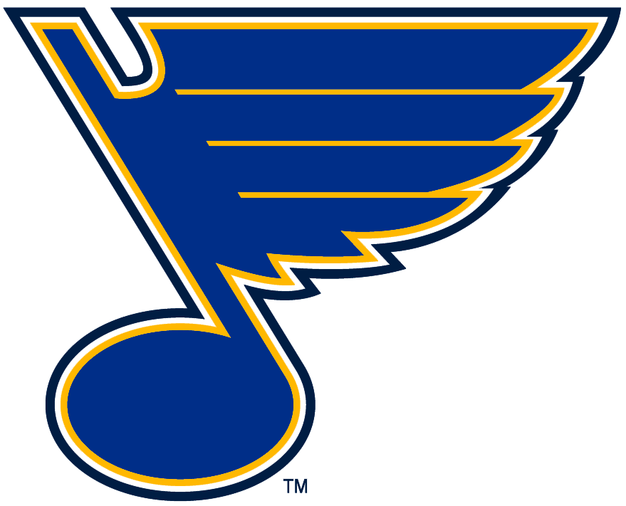 St. Louis Blues iron ons