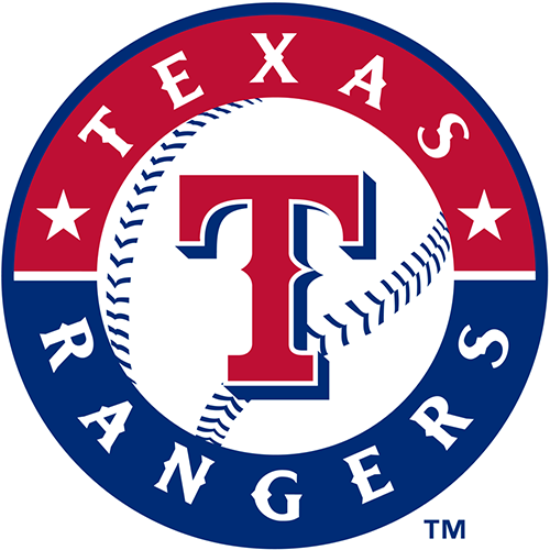 Texas Rangers iron ons