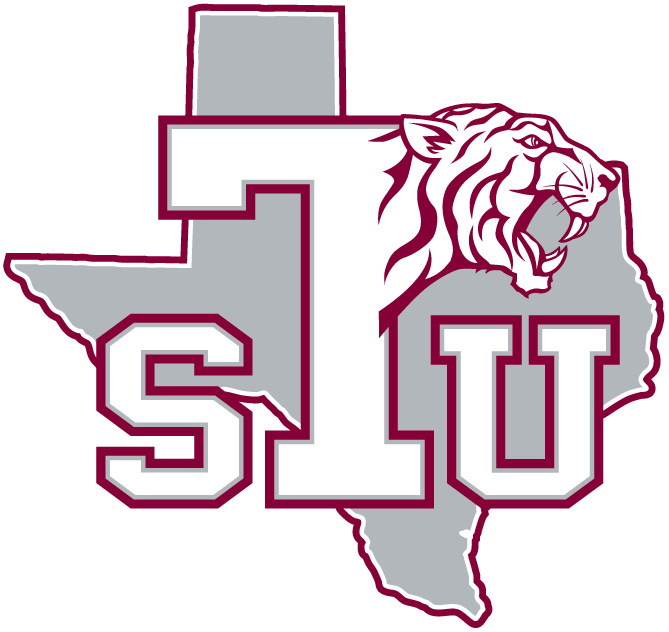 Texas Southern Tigers iron ons