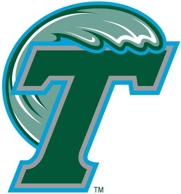 Tulane Green Wave iron ons