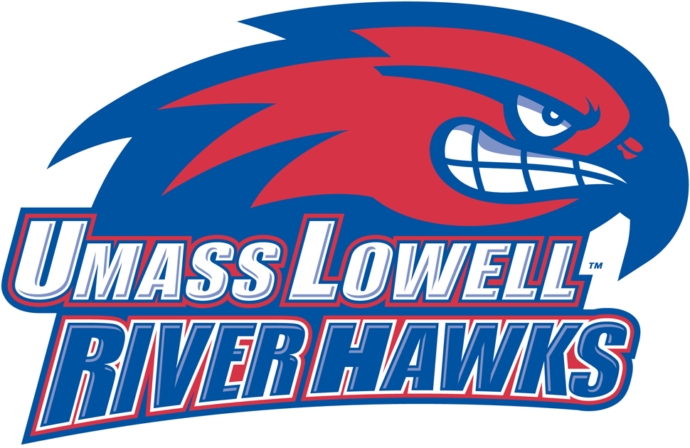 UMass Lowell River Hawks iron ons