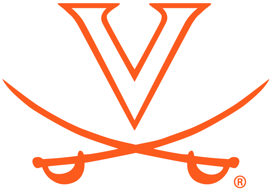 Virginia Cavaliers iron ons