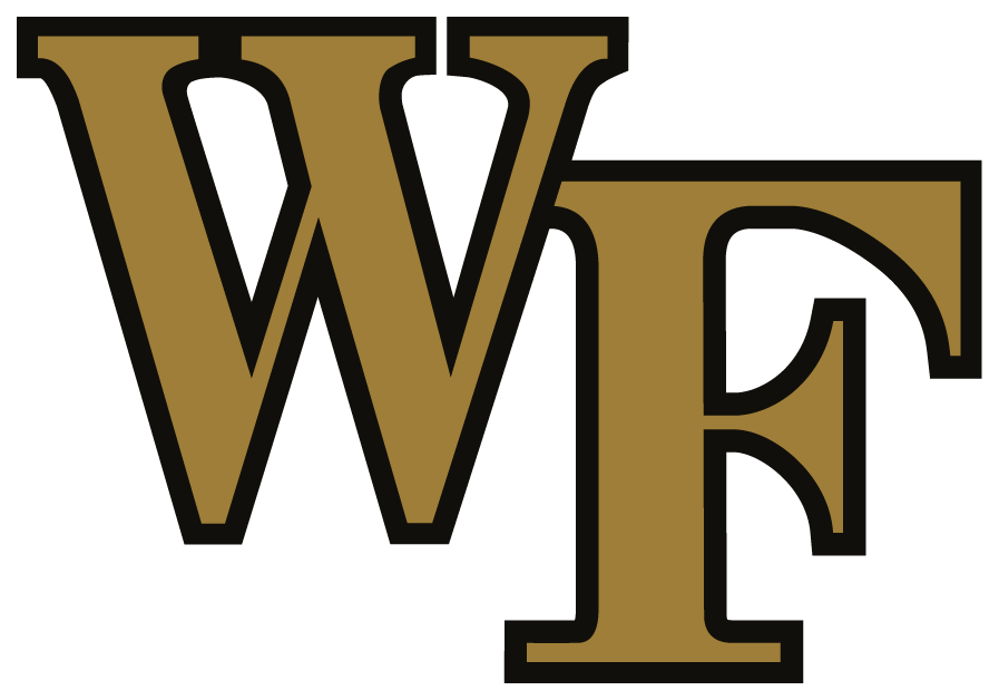Wake Forest Demon Deacons iron ons