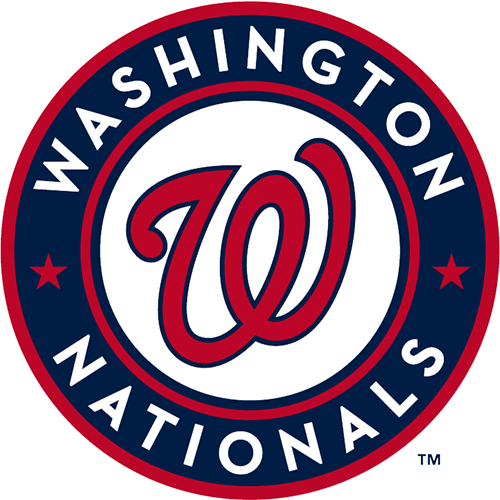 Washington Nationals iron ons