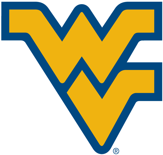 West Virginia Mountaineers iron ons