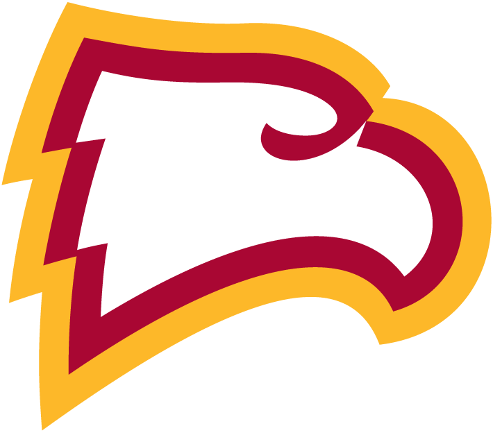 Winthrop Eagles iron ons